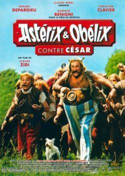 Астерікс і Обелікс проти Цезаря