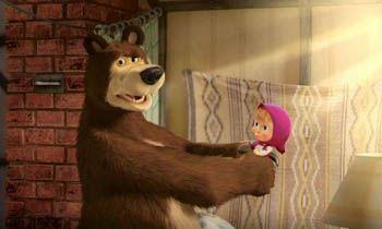 Маша і Ведмідь