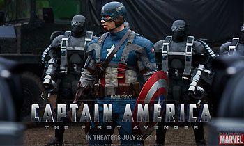 Капітан Америка: Перший месник