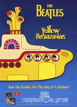 Бітлз: Жовтий підводний човен