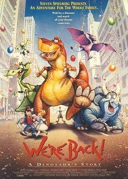 Ми повернулися! Історія динозаврів