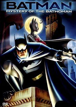 Бетмен: Таємниця жінки-кажана