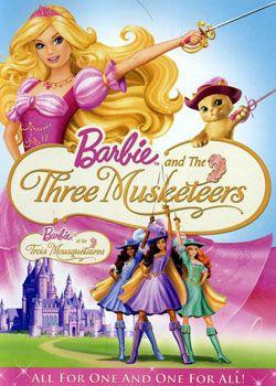 Барбі і три мушкетери