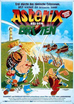 Астерікс в Британії