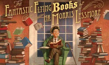 Фантастичні літаючі книги містера Морріса Лессмора