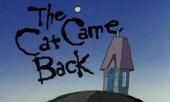 Кіт повернувся