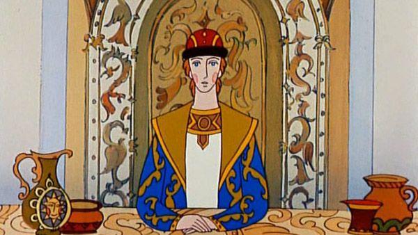 Скачать сказку о царе салтане бесплатно с картинками