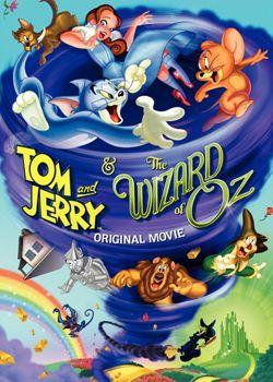 Том і Джеррі та чарівник із країни Оз