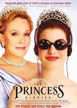 Щоденники принцеси