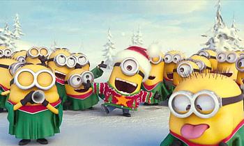 Посіпаки вітають зі святами!