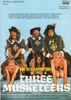 еротичні пригоди трьох мушкетерів онлайн