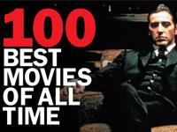 100 кращих голлівудських фільмів усіх часів