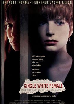 Самотня біла жінка