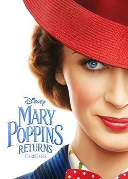Мері Поппінс повертається