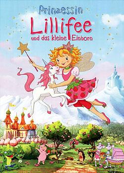 Принцеса Лілліфі та маленький єдиноріг
