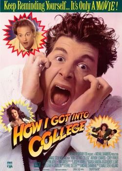 Як я потрапив до коледжу