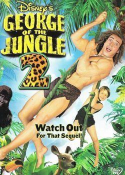 Джордж із джунглів 2