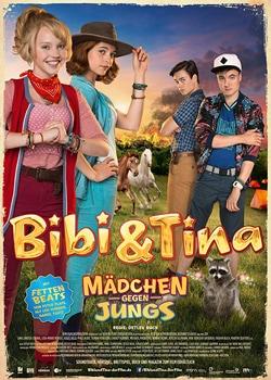 Бібі та Тіна. Дівчата проти хлопців