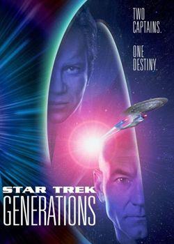 Зоряний шлях: Покоління