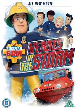 Пожежник Сем: Герої шторму