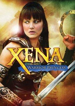 Ксена - принцеса-воїн