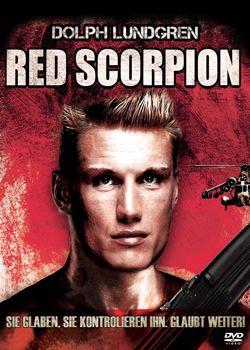 Червоний скорпіон