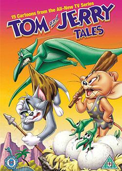 Історії Тома і Джеррі