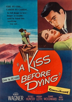Поцілунок перед смертю