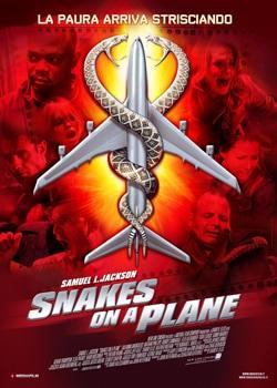 Змії на борту літака