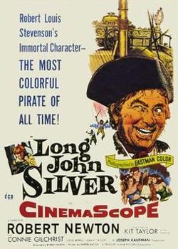 Довге повернення Джона Сільвера на Острів Скарбів