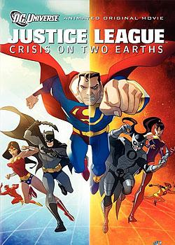 Ліга Справедливості: Криза двох світів