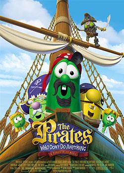 Пригоди піратів в країні овочів 2