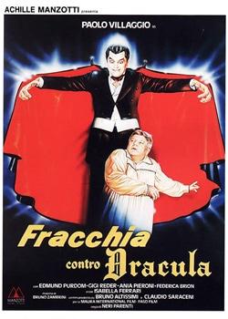 Фраккія проти Дракули